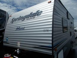 New 2019 Keystone RV Springdale Mini 1700FQ Photo