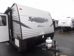 New 2018 Keystone RV Summerland Mini 1700FQ Photo