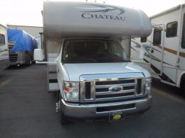Used 2014 Thor Motor Coach Chateau 31L Photo