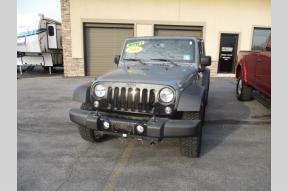 Used 2015 JEEP Wrangler WILLYS Edition Photo