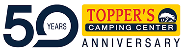 Topper's Camping Center - 50 Years