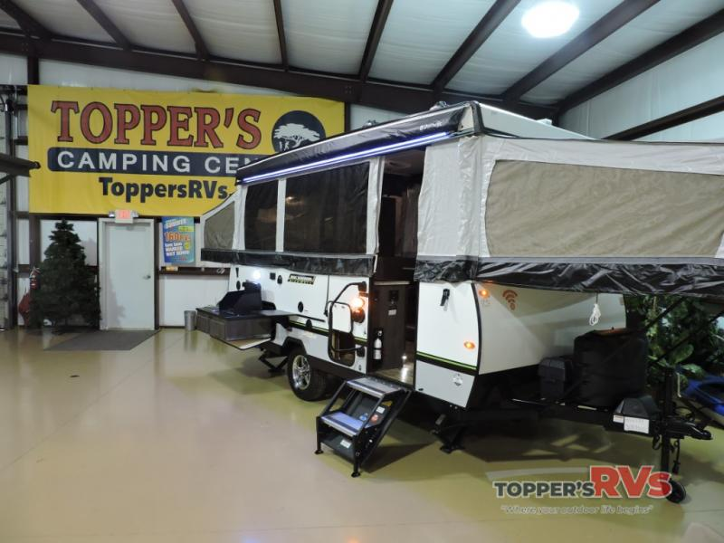 New 2020 Forest River RV Rockwood High Wall Series HW277 Folding Pop-Up  Camper