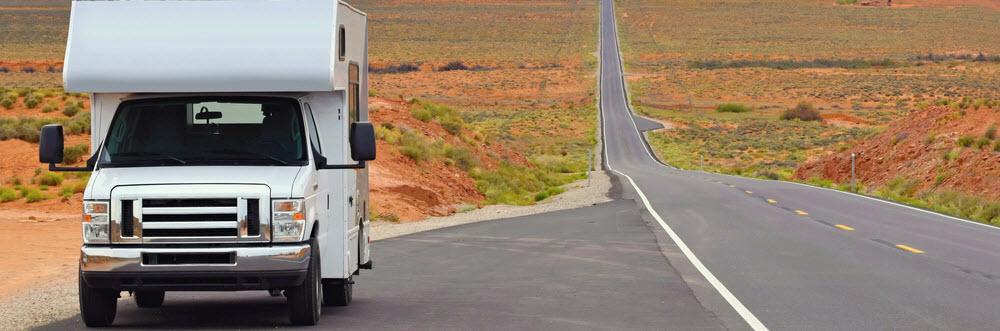 Motorhomes vs Travel Trailers California