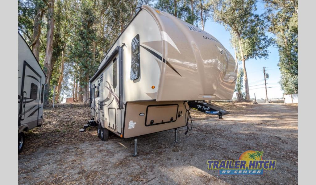 New 2018 Forest River RV Rockwood Ultra Lite 2440BS Fifth ...