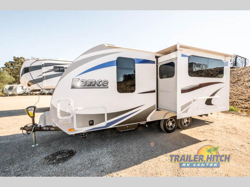 New 2019 Lance Travel Trailers 1995 Trailer At Hitch Rv Nipomo Ca 8731
