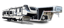 Fifth Wheels & Horse Trailers