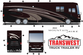 New 2022 Newmar Mountain Aire 4551 Photo