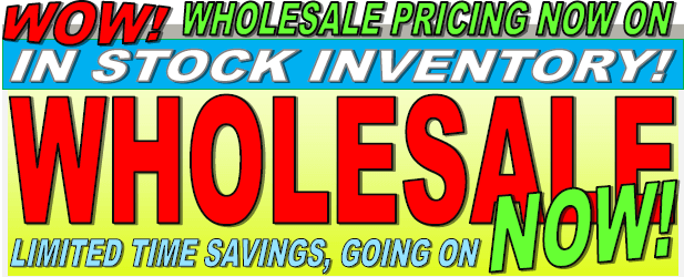 Wholesale Pricing on RVs Tropcial RV Sales Ft. Pierce, FL