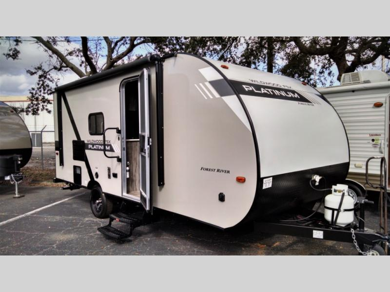 New 2019 Forest River RV Wildwood FSX 177BH Photo