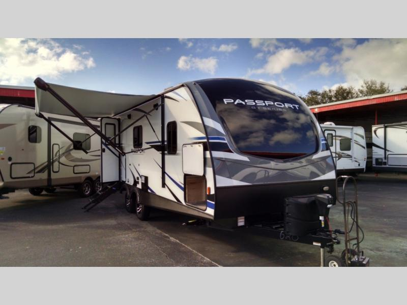 New 2019 Keystone RV Passport 2210RB Grand Touring Photo
