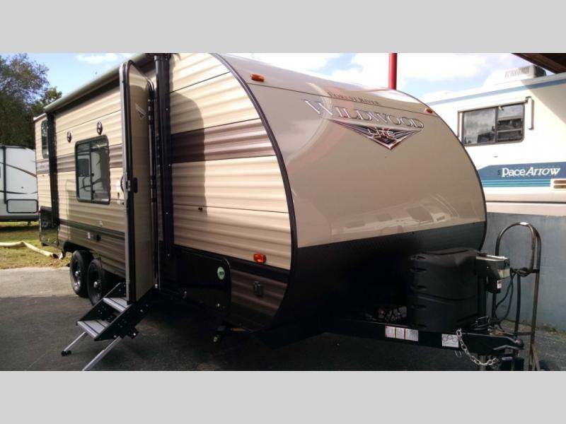 New 2019 Forest River RV Wildwood X-Lite 19DBXL Photo