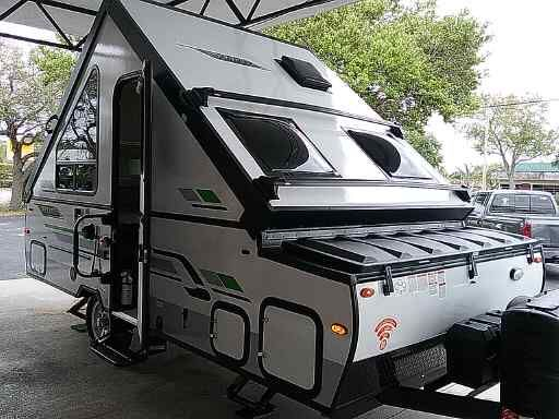 New 2021 Forest River RV Rockwood Hard Side Series A122S Photo