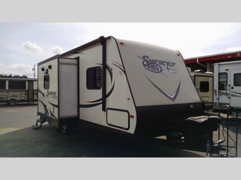 Used 2014 Forest River RV Surveyor Cadet SC 226RBDS Photo