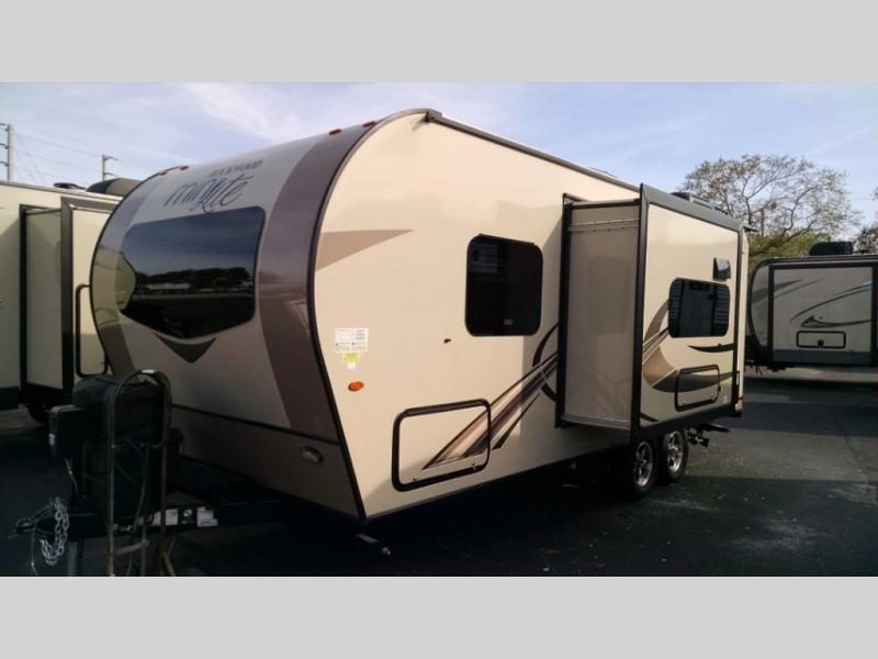 Used 2018 Forest River RV Rockwood Mini Lite 2304KS Photo