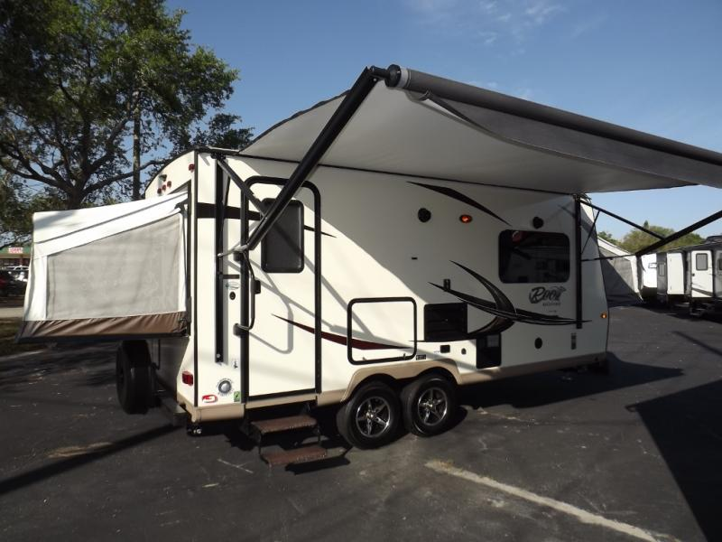 Used 2017 Forest River RV Rockwood Roo 21DK Photo
