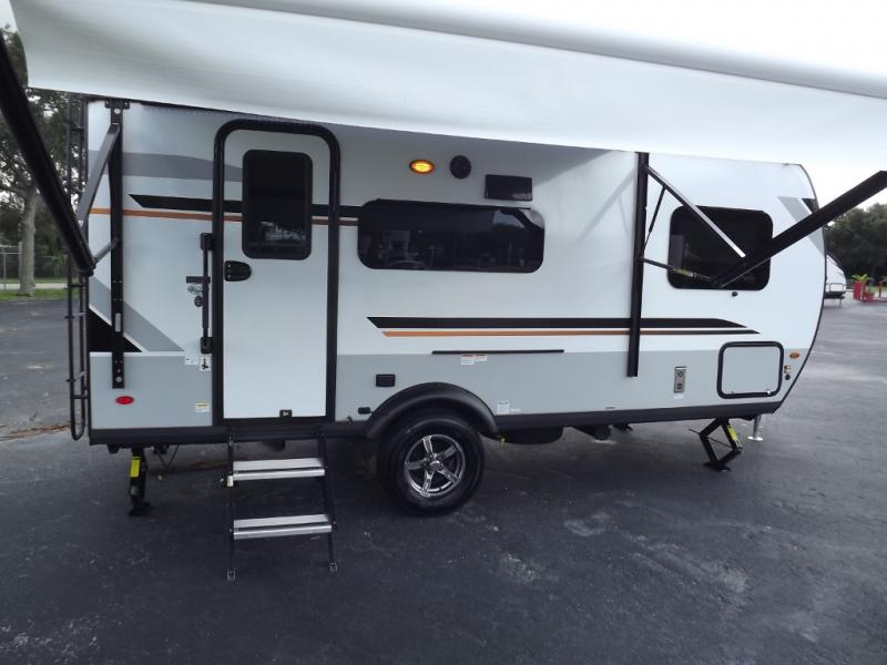 Used 2021 Forest River RV Rockwood GEO Pro G19FBS Photo