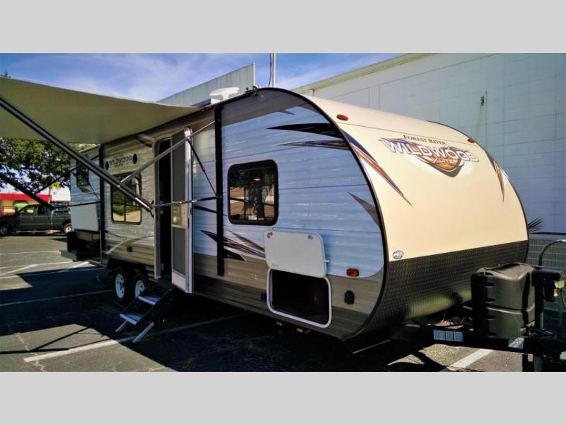 New 2019 Forest River RV Wildwood X-Lite 261BHXL Photo