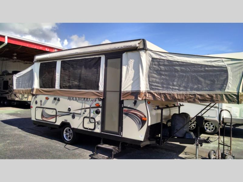 Used 2015 Forest River RV Rockwood High Wall Series HW277 Photo
