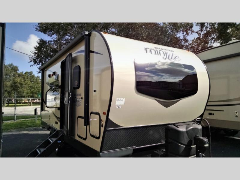 New 2020 Forest River RV Rockwood Mini Lite 2104S Photo