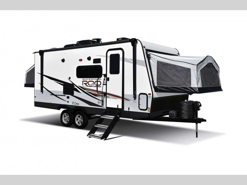 New 2022 Forest River RV Rockwood Roo 21SS Photo