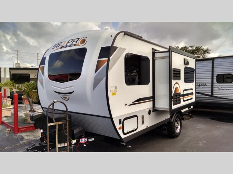 New 2021 Forest River RV Rockwood GEO Pro G16BH Photo