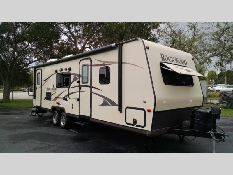 Used 2014 Forest River RV Rockwood Ultra Lite 2607 Photo