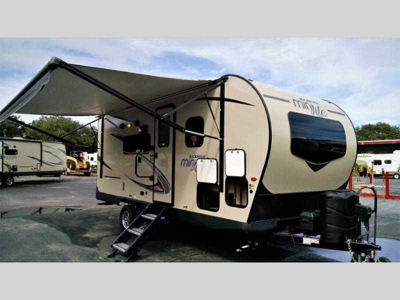 Used 2019 Forest River RV Rockwood Mini Lite 2104S Photo