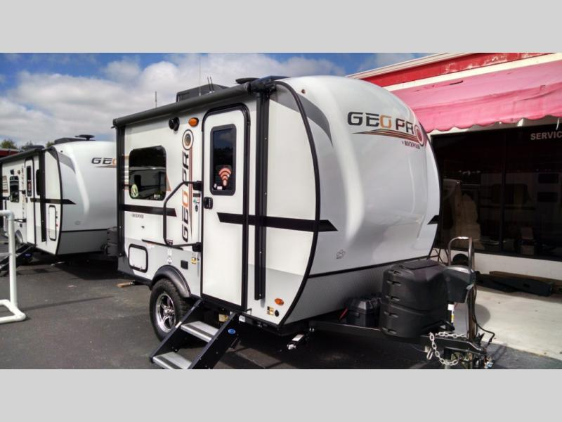 New 2019 Forest River RV Rockwood Geo Pro 14FK Photo