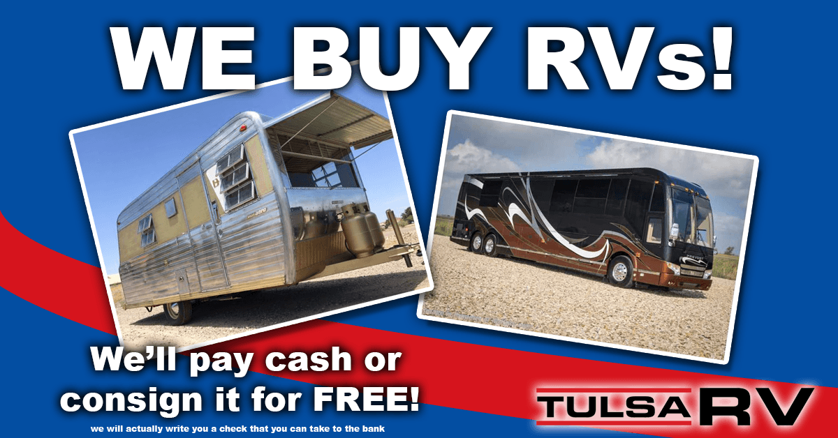 Let Us Sell Your RV |Tulsa RV | No Charge Consignment Program