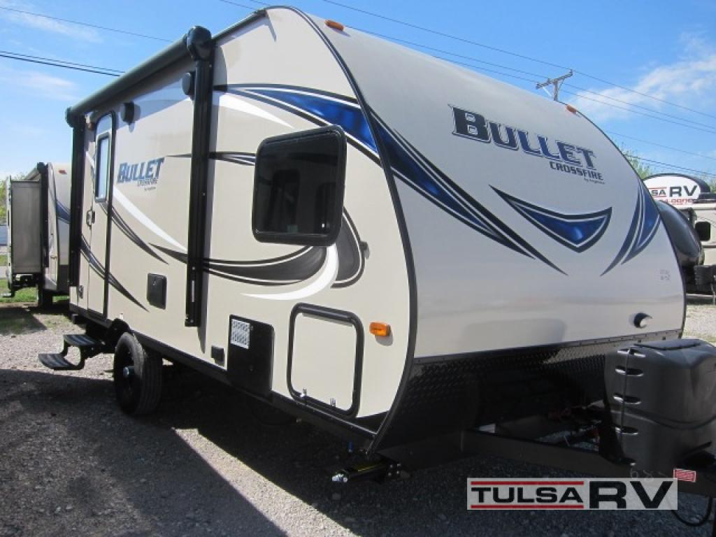 Used 2017 Keystone Rv Bullet Crossfire 1750rk Travel