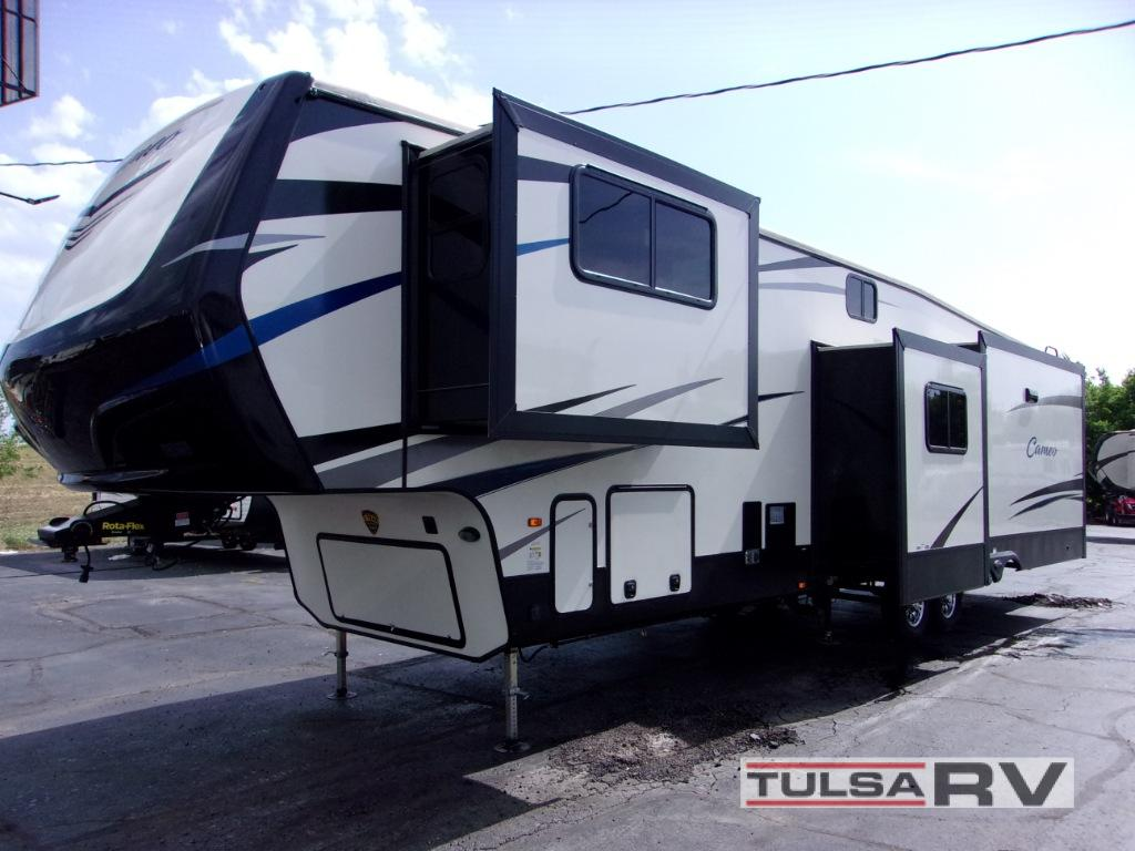 New 2019 Crossroads Rv Cameo Ce3961mb Fifth Wheel At Tulsa