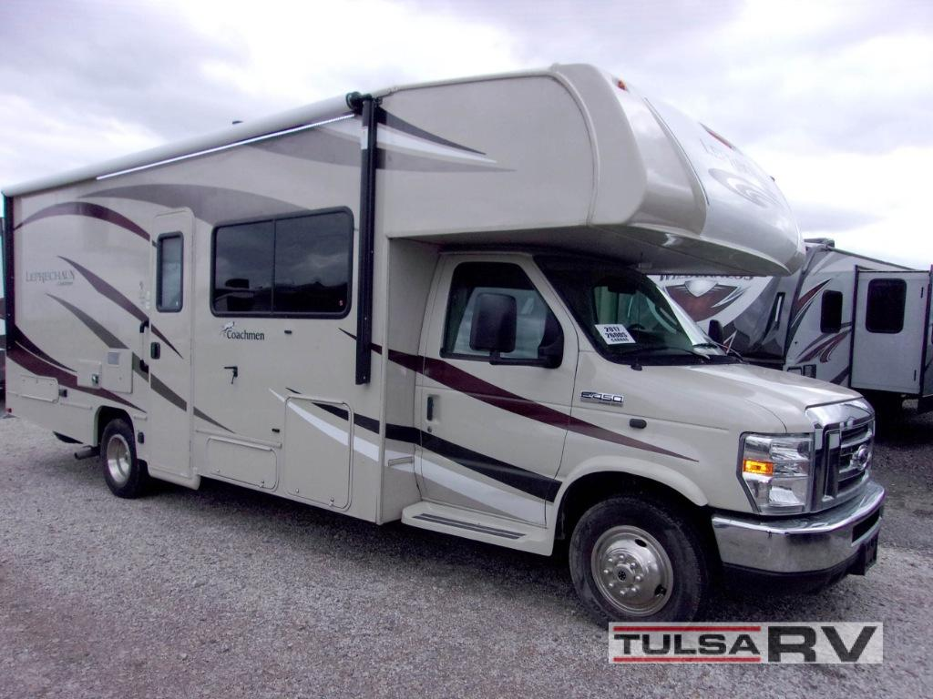 Used 2018 Coachmen Rv Leprechaun 260ds Motor Home Class C