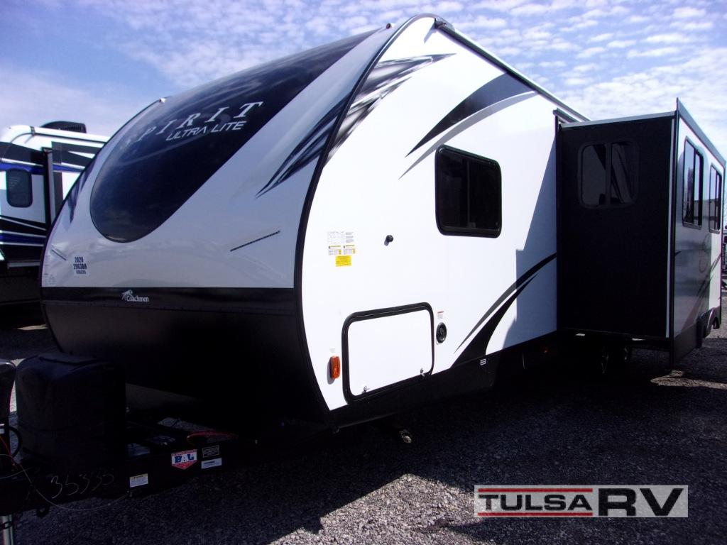 Best Travel Trailers 2020 New 2020 Coachmen RV Spirit Ultra Lite 2963BH Travel Trailer at