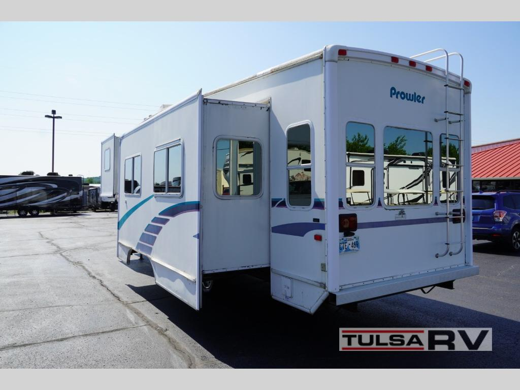 Used 2001 Fleetwood RV Prowler LSI 30 5G Fifth Wheel at Tulsa RV