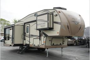 Used 2015 Forest River RV Rockwood Signature Ultra Lite 8288WS Photo