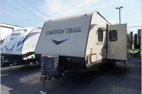 Used 2015 Yellowstone RV Canyon Trail 278DDS Photo