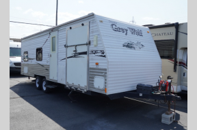 Used 2008 Forest River RV Cherokee Grey Wolf 26BH Photo