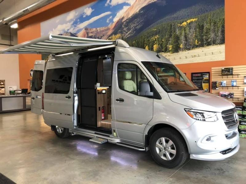 New 2020 Airstream RV Interstate Nineteen Nineteen Tommy