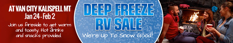 Deep Freeze Sale