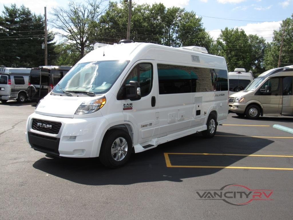 New 2020 Pleasure-Way Lexor TS Motor Home Class B at Van