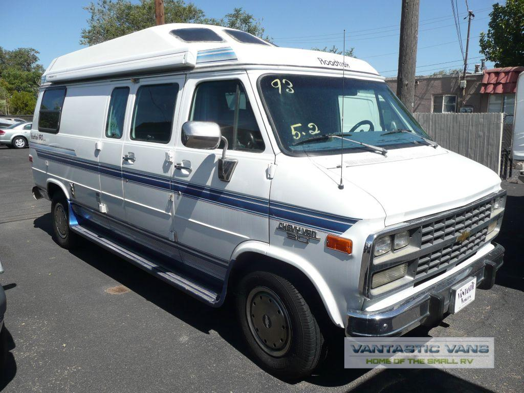Used 1993 Roadtrek Popular 190 Motor Home Class B at