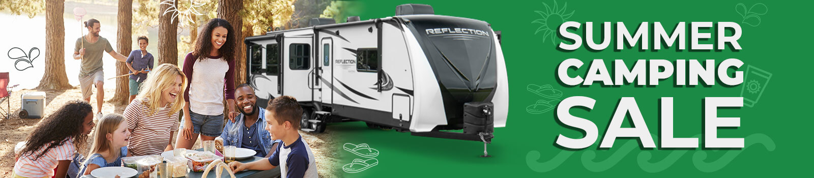Summer Camping Sale