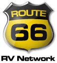 Route 66 RV Network