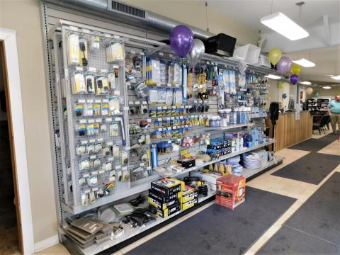 RV Parts and Accessories in Vermont and New Hampshire   Country Campers