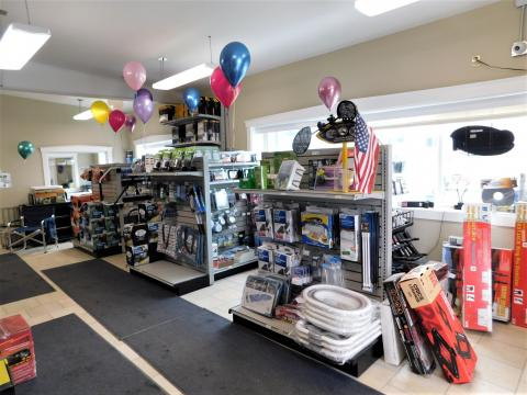 RV Parts and Accessories in Vermont and New Hampshire