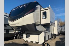 New 2021 Keystone RV Alpine 3650RL Photo