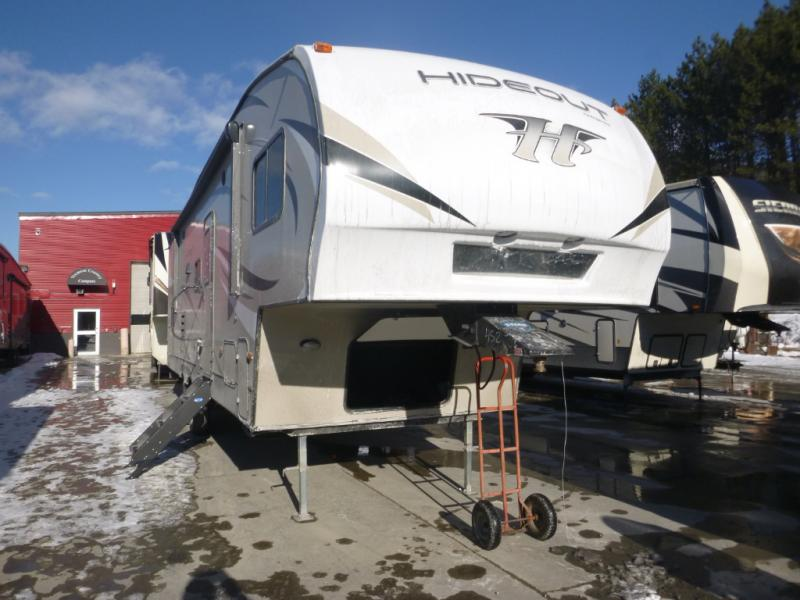 New 2019 Keystone Rv Hideout 281dbs Fifth Wheel At Country