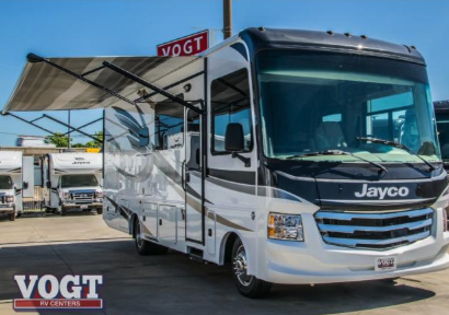New Class A RVs from Vogt RV