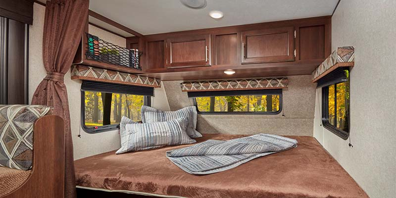 Jayco Jay Flight SLX 7 Bed