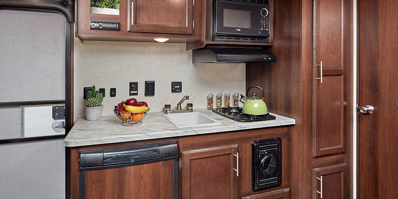 Jayco Jay Flight SLX 7 Kitchen